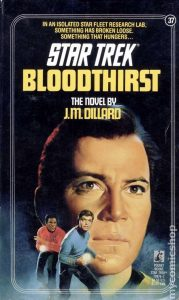 """""""Star Trek: 37 Bloodthirst"""" Review by Deep Space Spines"""