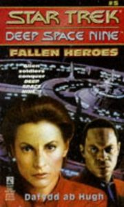 """Star Trek: Deep Space Nine: 5 Fallen Heroes"" Review by Literary Treks"