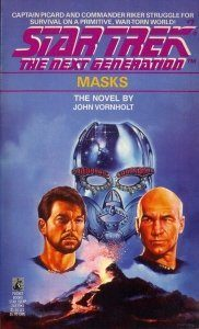 """""""Star Trek: The Next Generation: 7 Masks"""" Review by Deep Space Spines"""
