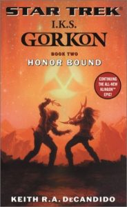 """Star Trek: I.K.S. Gorkon: Book 2: Honor Bound"" Review from Literary Treks"