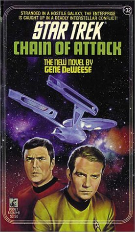 """Star Trek: 32 Chain of Attack"" Review by Deep Space Spines"