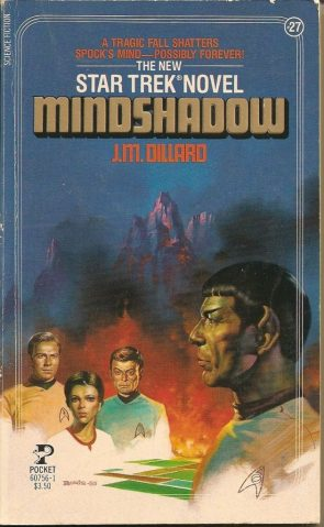 """Star Trek: 27 Mindshadow"" Review by Deep Space Spines"