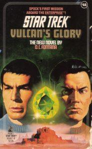"""Star Trek: 44 Vulcan's Glory"" Review by Deep Space Spines"