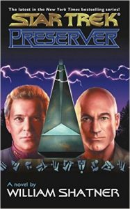 """Star Trek: Preserver"" Review by Trek Lit Reviews"