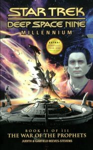 """Star Trek: Deep Space Nine: Millennium: 2 The War Of The Prophets"" Review by Literary Treks"