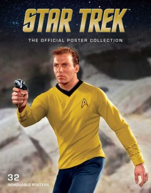 Out Today Star Trek The Official Poster Collection