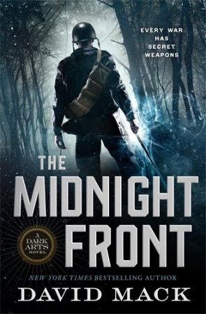 "New Non-Star Trek Novel From David Mack – ""The Midnight Front"""