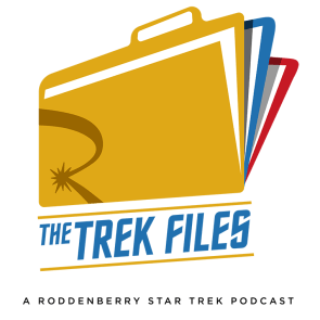 """The Trek Files"" Podcast Debuts Today!"