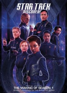 "Out Today: ""Star Trek Discovery: The Official Companion"""