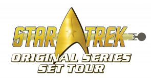 "Star Trek Original Series Set Tour's ""Author Day"""