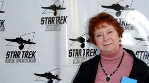 D.C. Fontana Interview with TrekMovie