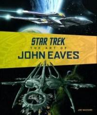 Out Today Star Trek The Art of John Eaves
