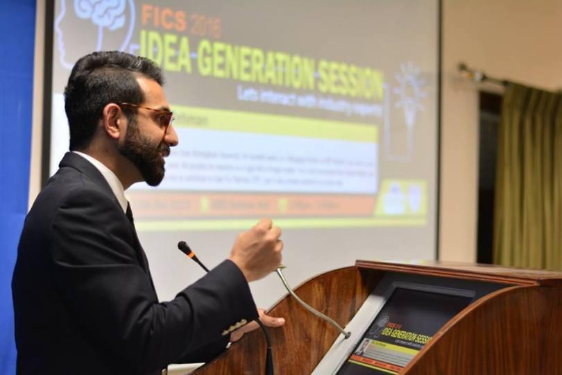 FICS 2016 idea generation session