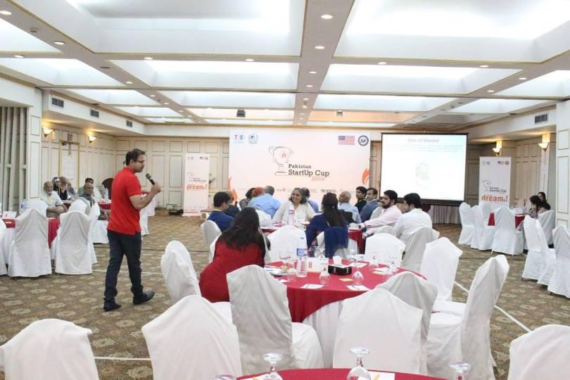 Mentor Orientation Session, Startup Cup, Startup Dot Pk