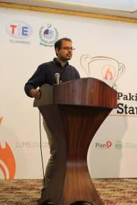 Murtaza Zaidi, Startup Cup, StartupDotpk, TiE Islamabad