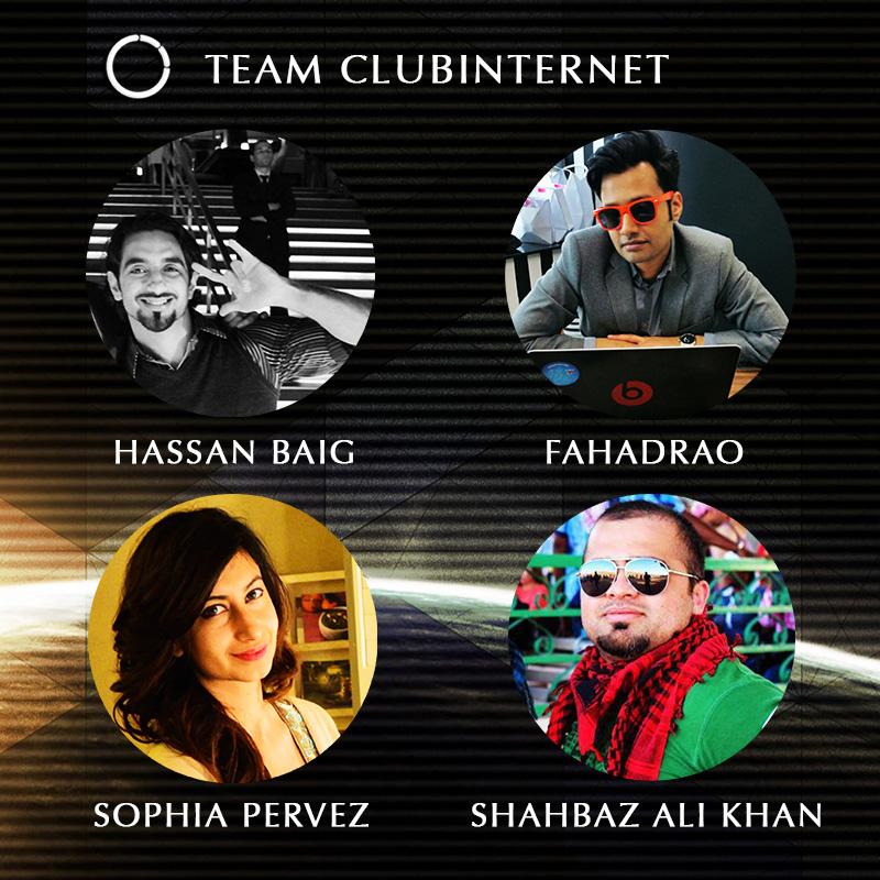 team ClubInternet