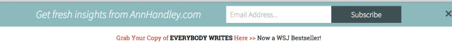 Ann Handley email marketing