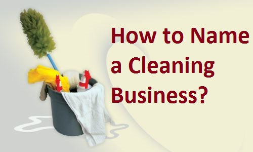 names for cleaning services companies