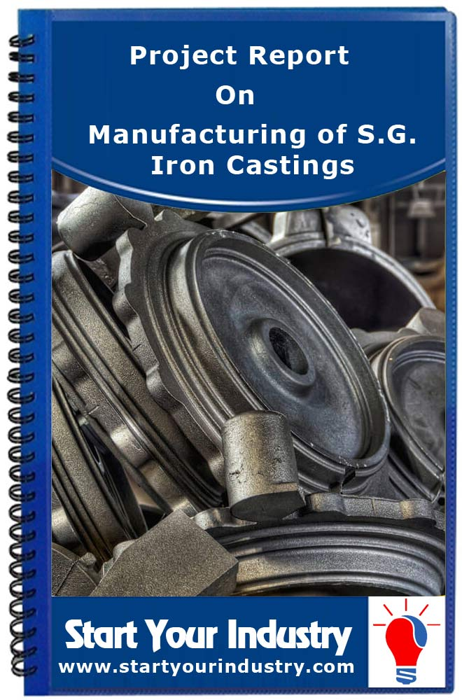 Project Report - Profile on Manufacturing of SG Iron Castings