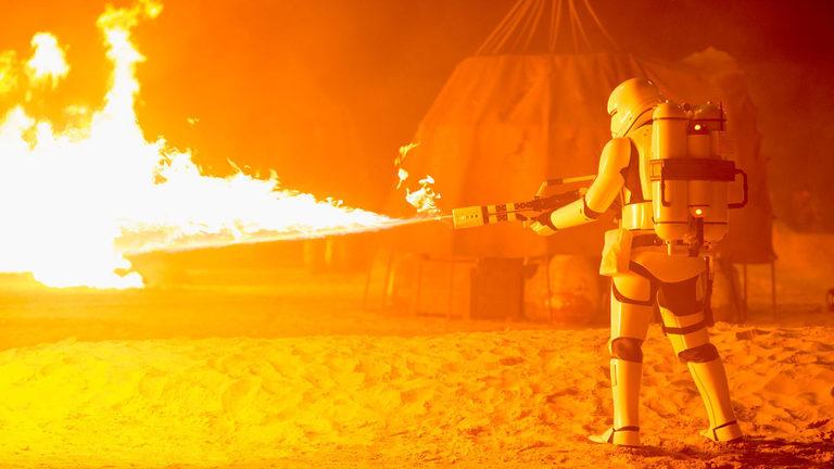 Supreme Car Wallpaper Flametroopers Encyclop 233 Die Star Wars Universe