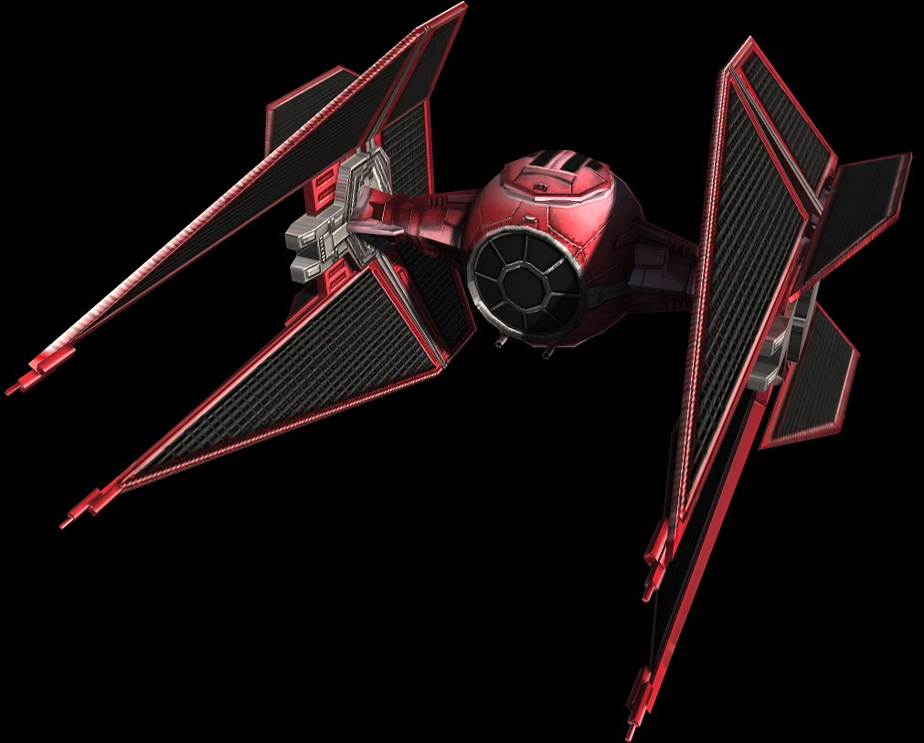 3d Wallpaper Ship Intercepteur Tie De La Garde Royale Encyclop 233 Die Star