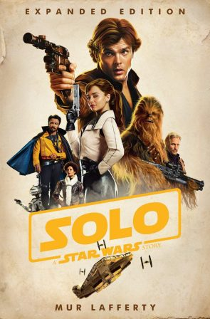 """Solo: A Star Wars Story: Expanded Edition"" Audio Book Review by Geeks of Doom"