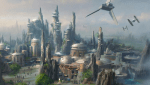Star Wars to release books that tie in with Galaxy's Edge theme park