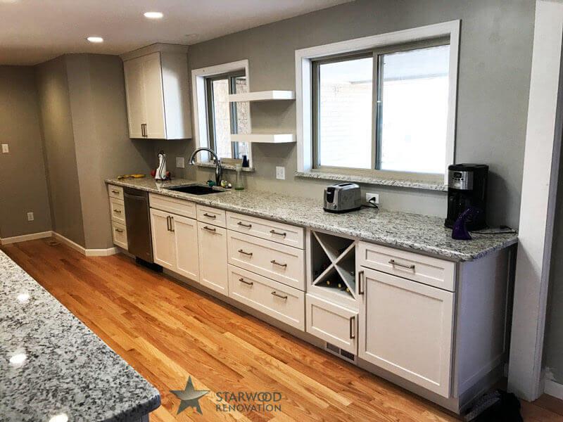 Kitchen Remodel Cost - Denver Remodeling Starwood Renovation