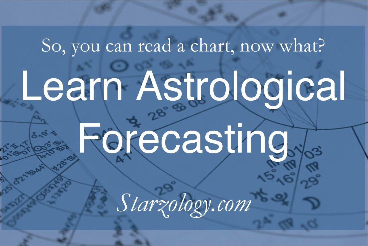 Learn Astrological Forecasting in 16 Individual Lessons
