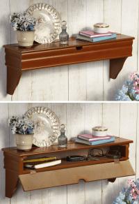 Secret Storage Compartment Shelf | StashVault