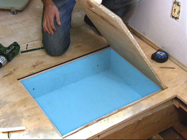 How To Create Under Floor Storage Stashvault