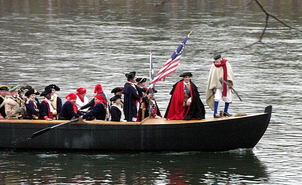 Delaware River Basin CommissionWashington Crosses the Delaware