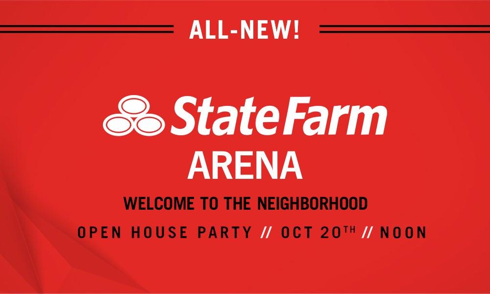 Open House State Farm Arena