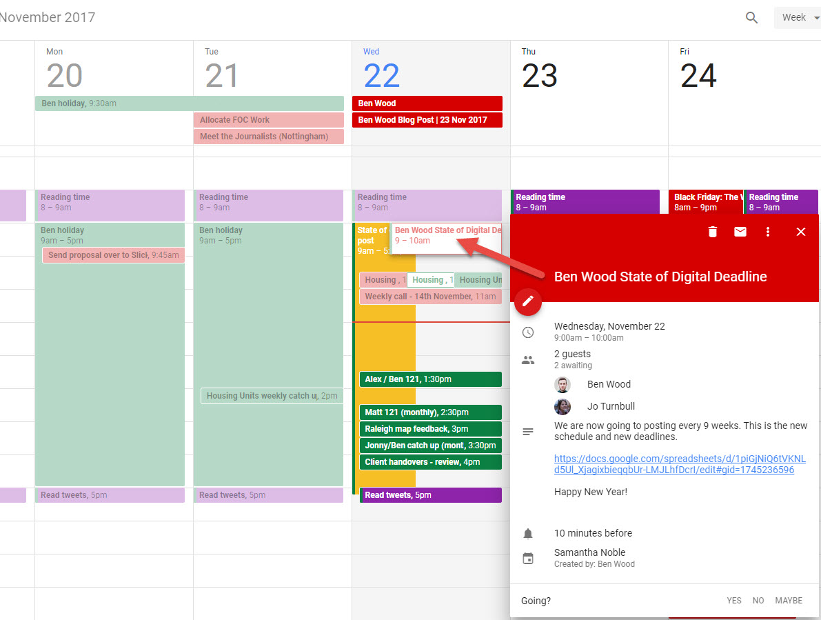 How To Add Multiple Calendars In Google Add Someone Elses Google Calendar Google Support 4 Tools To Help Manage Your Editorial Content Calendar