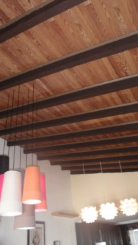 Laminate Flooring: Use Laminate Flooring On Ceiling
