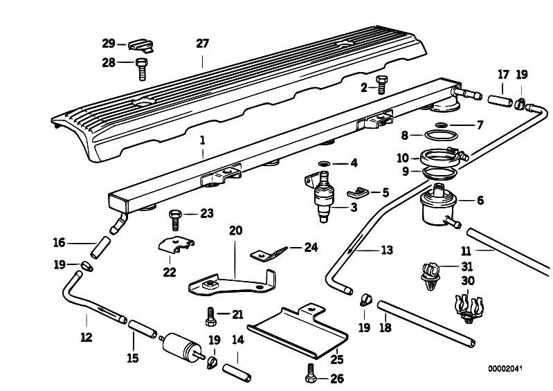 1994 bmw 325is radiator fan wiring diagram