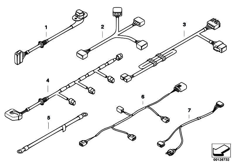 bmw k 1300 wiring diagram