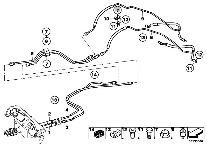 2006 bmw 325xi engine diagram