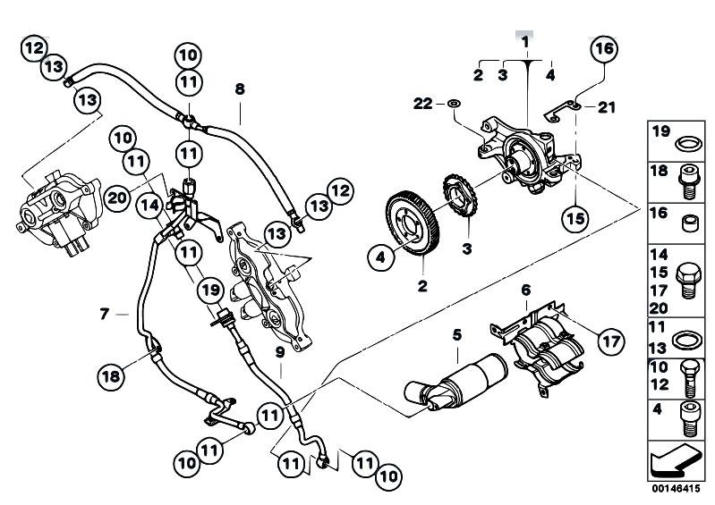 2004 bmw 525i engine diagram