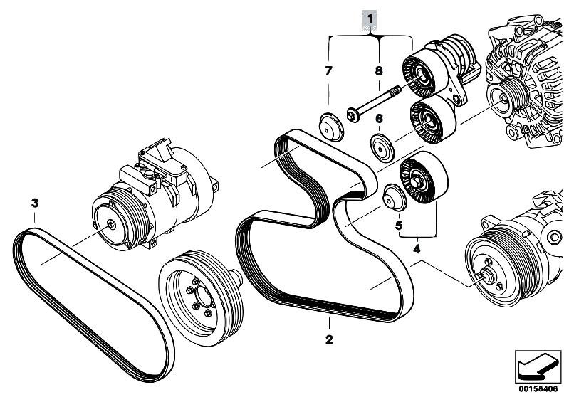 2008 bmw 528i engine diagram
