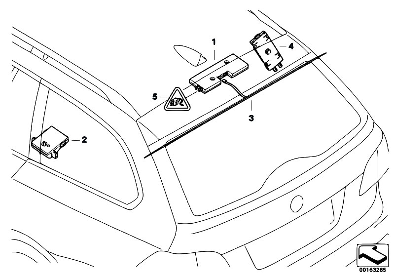 bmw e61 diversity antenna wiring diagram