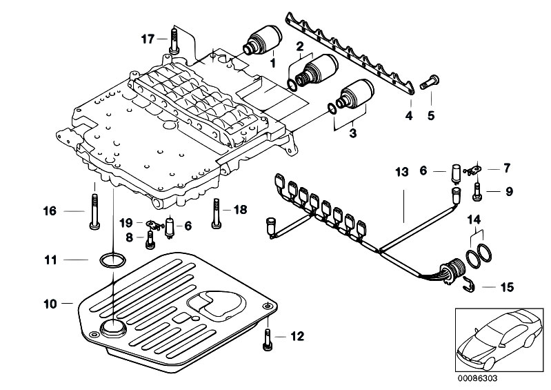 2012 bmw 535i fuse diagram