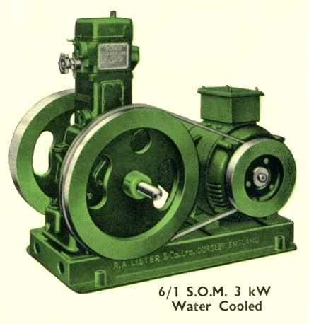 Lister Engine Spares