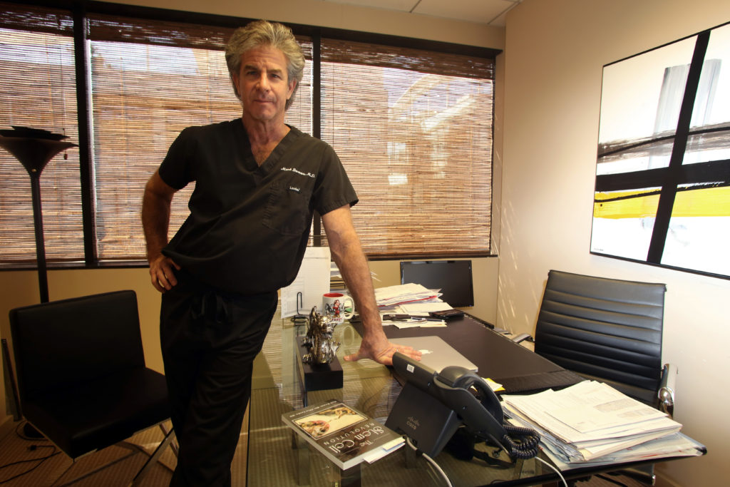 Dr Mark Berman Stem Cell Clinic