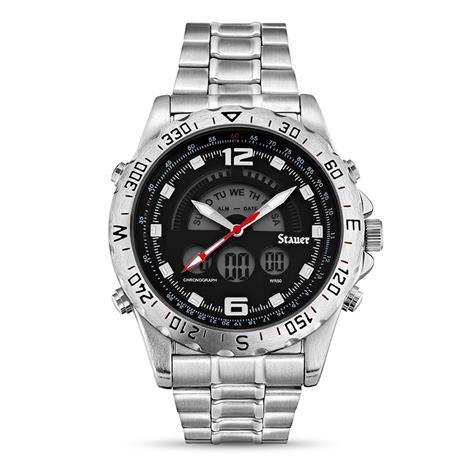 Stauer Compendium Hybrid Watch