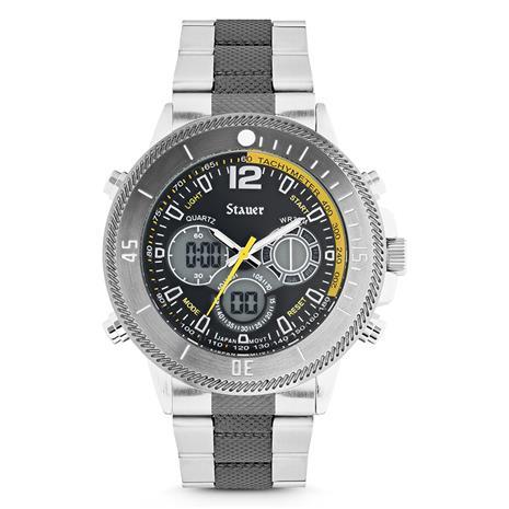 Colossus Hybrid Digital & Analog Watch