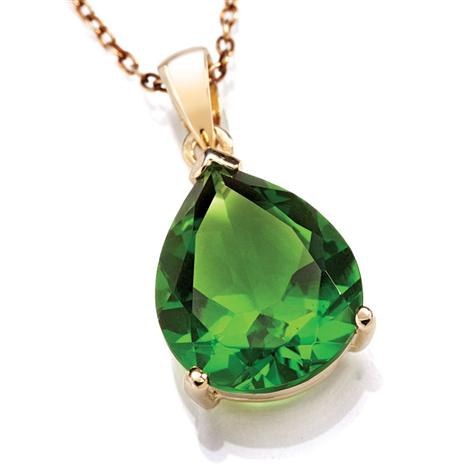 Helenite Necklace