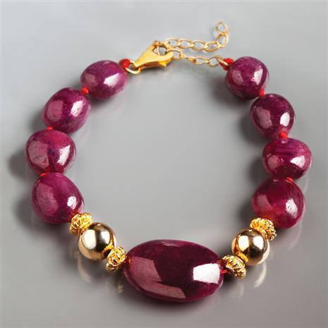 Voros Ruby Bracelet