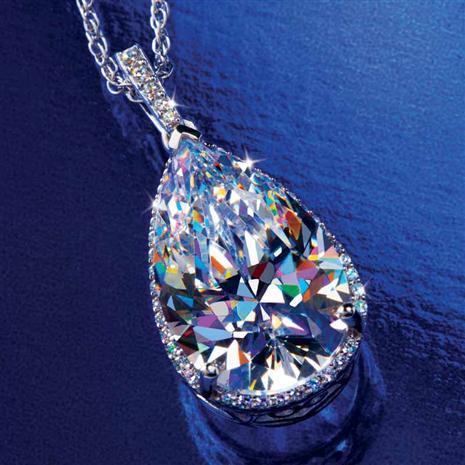 Orabelle DiamondAura Necklace