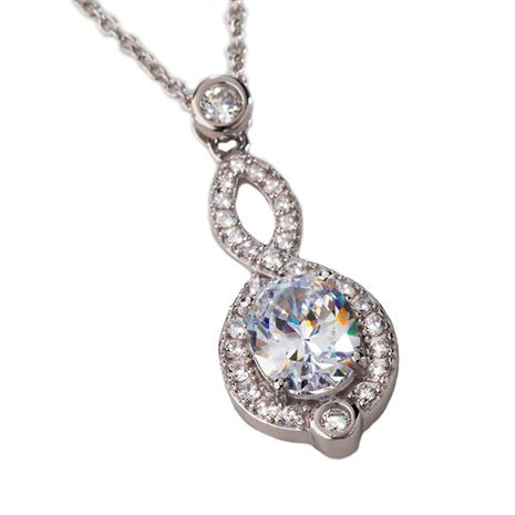 Sempre DiamondAura Necklace